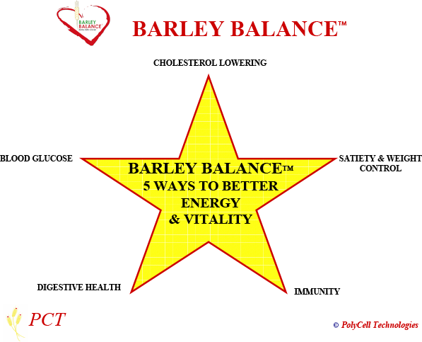 Barley Balance - 5 Ways To Better Energy and Vitality